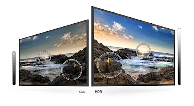 difference between standard definition and hdr