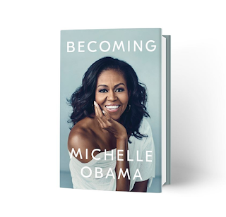 michelle obama, becoming michelle obama, first lady of USA
