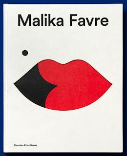Malika Favre libro book monografico ilustración