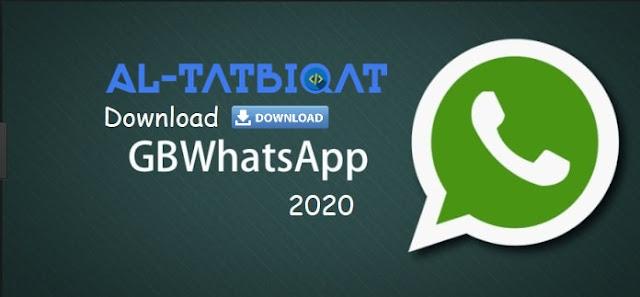 تحميل واتس اب جي بي WhatsApp GB 2020