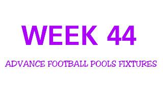 WEEK 44: UK FOOTBALL POOLS FIXTURES | 12-05-2018 | www.ukfootballplus.com.ng