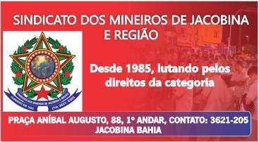 AUGUSTO URGENTE- JACOBINA BAHIA