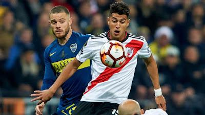 مشاهدة مباراة ريفر بليت وبوكا جونيورز بث مباشر اليوم 1-9-2019 في الدوري الأرجنتيني