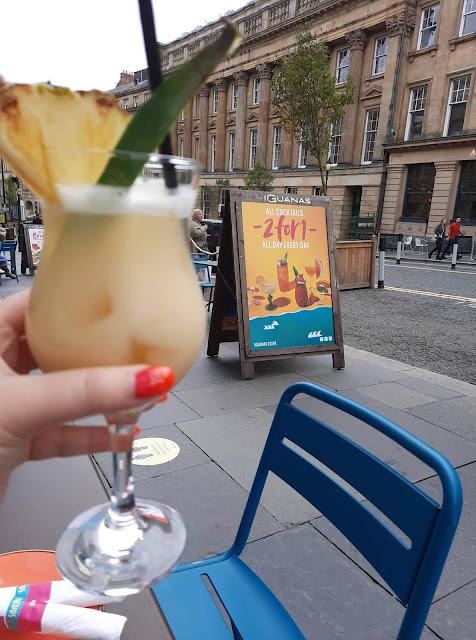 The Best Cocktail Happy Hour Deals in Newcastle  : Las Iguanas Cocktails