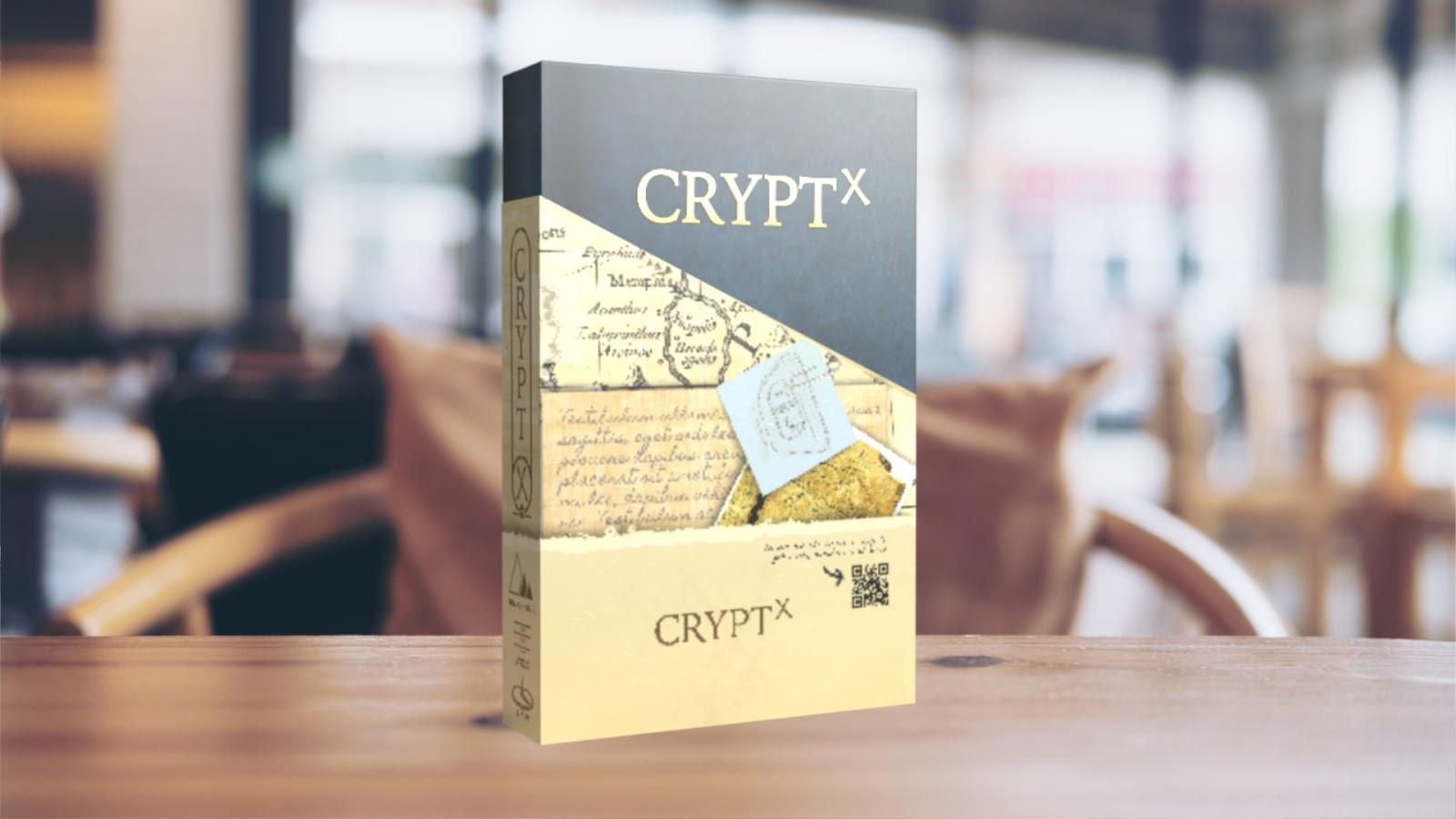 Kickstarter Highlights - Crypt X