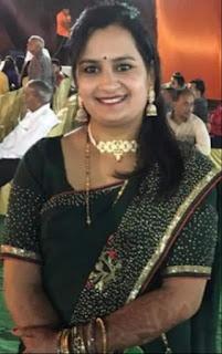दीप्ति राठी मध्य प्रदेश महासचिव पद पर नियुक्त