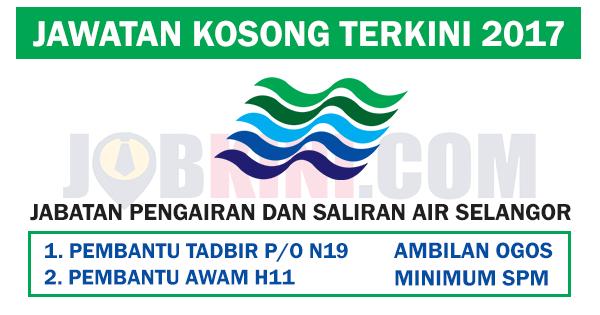 Jabatan Pengairan dan Saliran Air Selangor