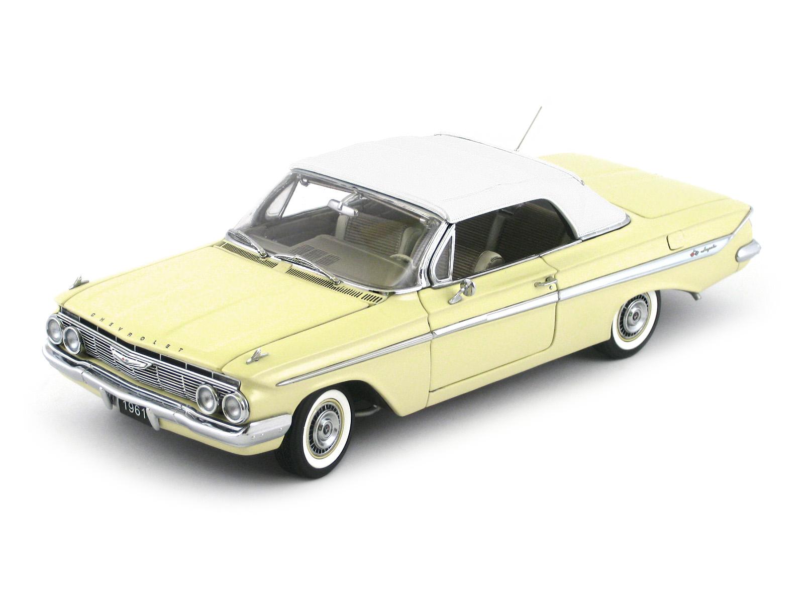 1961 Chevrolet Impala Convertible West Coast Precision Diecast