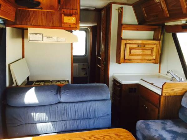 Used Motorhomes For Sale By Owner >> Used RVs Chinook 4x4 Motorhome for Sale For Sale by Owner