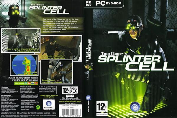 Splinter Cell | Full Version Free Download - Buzzer PC Games