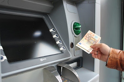 Full form of atm in banking