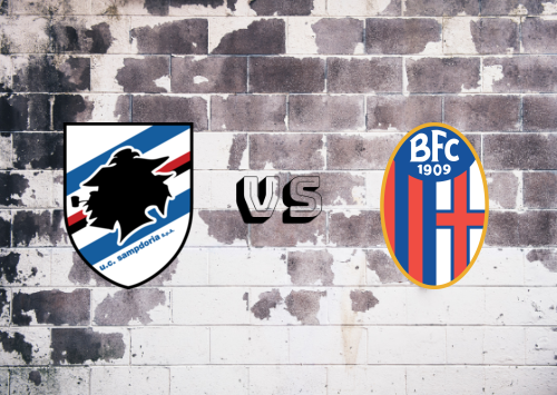 Sampdoria vs Bologna  Resumen