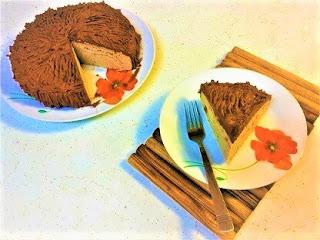 Blended Paleo Vanilla Plantain Cake (Gluten-free, Sugar-Free, Dairy-Free, Plant-Based, Vegan) 4.jpg