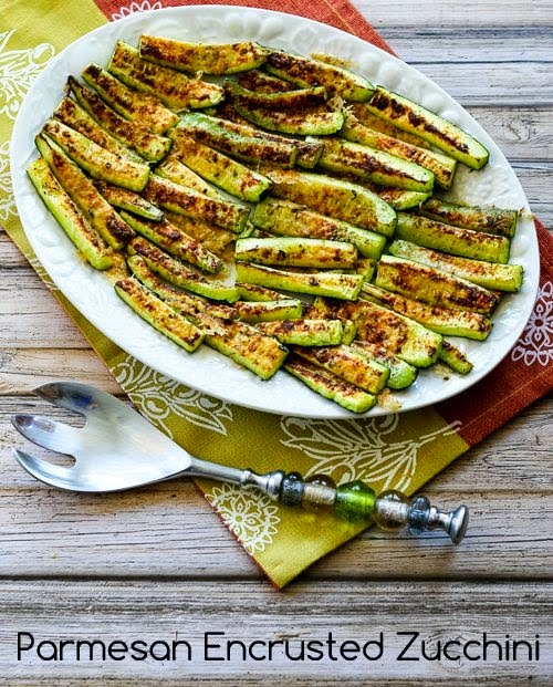 Featured recipe from 25 Deliciously Healthy Low-Carb Recipes from September 2014 found on KalynsKitchen.com