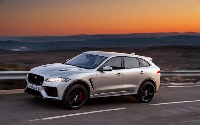 Nên mua Jaguar F – Pace mới nếu như khách hàng dư giả về tài chính
