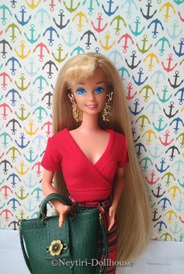 Barbie Hollywood Hair reroot