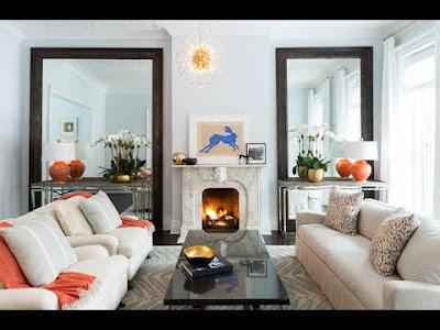10 Pilihan Warna Cat Ruang Tamu yang Sejuk Dipandang