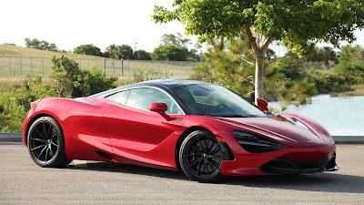 2020 McLaren 720S Review