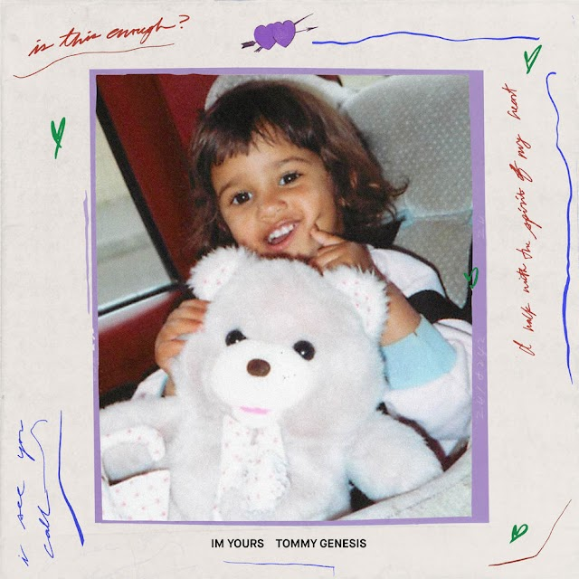 Tommy Genesis - I'm Yours - Single [iTunes Plus AAC M4A]