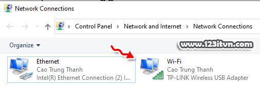 Hướng dẫn tải driver và cài đặt USB Wifi TP-Link TL-WN722N