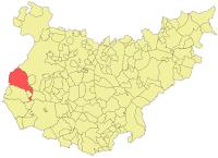Olivenza, en la provincia de Badajoz