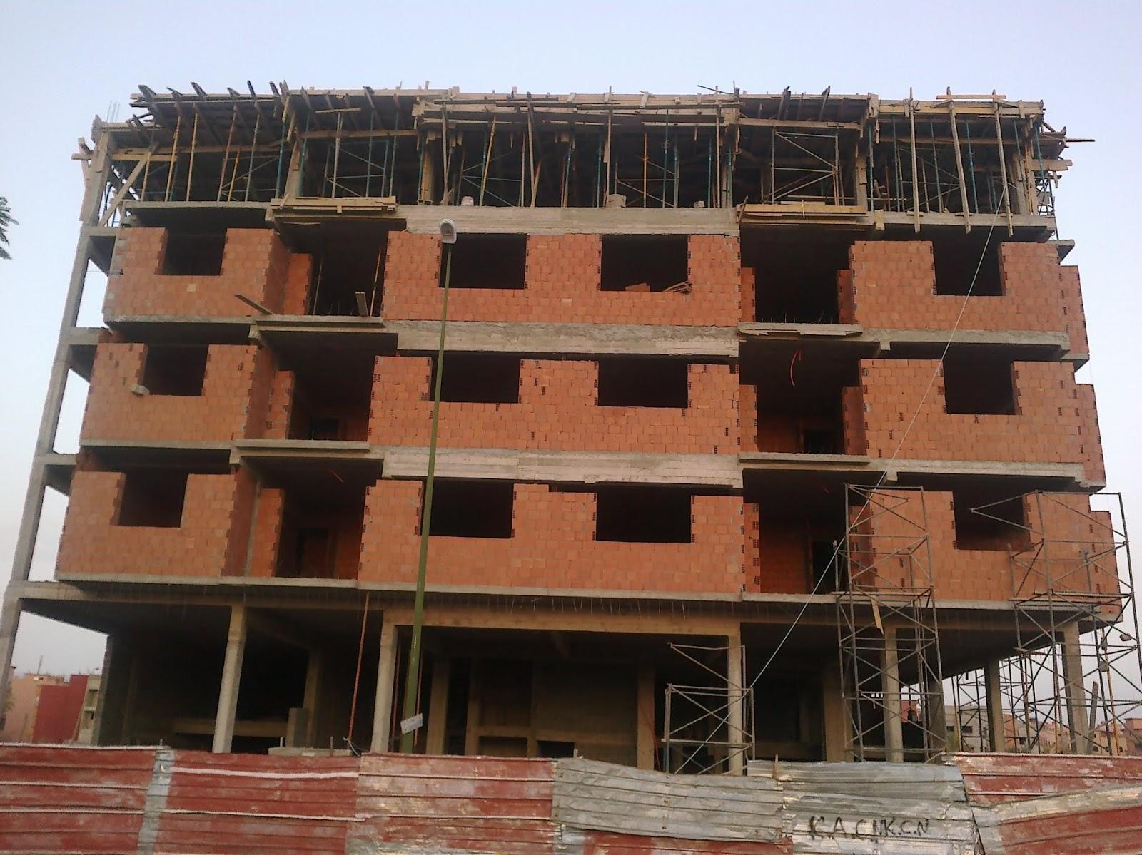 دراسة جدوى فكرة مشروع بناء عمارة سكنية 2021