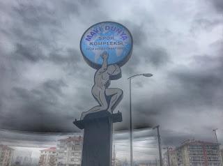 Mavi DÜNYA spor merkezi