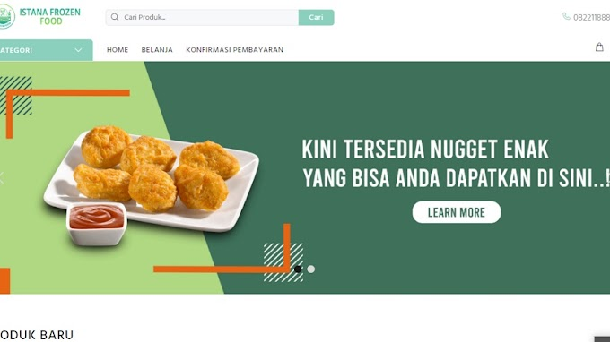 Frozen Food di Jabodetabek | ISTANA FROZEN FOOD