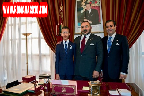 أخبار المغرب: الهولدينغ الملكي holding royal يمنح مليون كمامة لمهنيي الصحة لصد فيروس كورونا