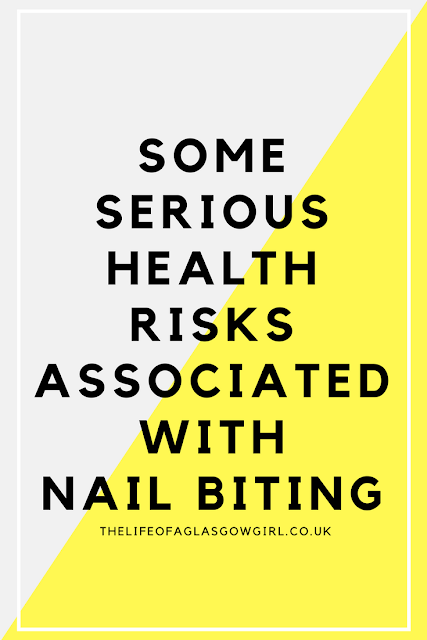 Some Serious Health Risks Associated with Nail Biting