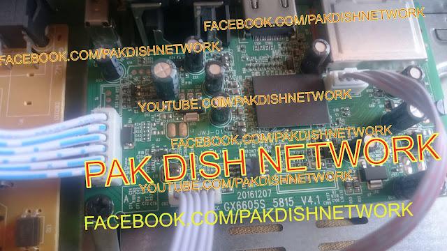 PaK Dish NetworKs