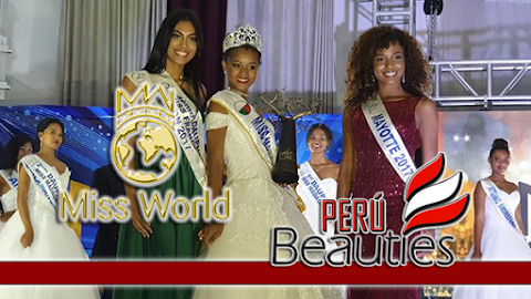 Valérie Binguira es Miss World Madagascar 2019