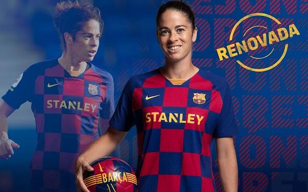 Oficial: FC Barcelona Femenino, renueva Marta Torrejón hasta 2022