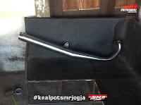 Knalpot RX King Standar SMR Muffler Racing Jogja