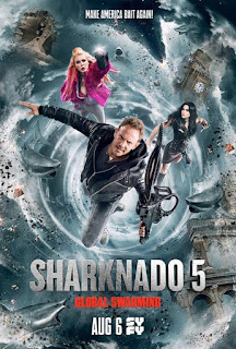 Sharknado 5: Global Swarming(Sharknado 5: Global Swarming)