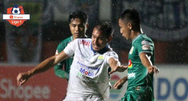 PSS Sleman vs Persib Bandung 0-0 Highlights