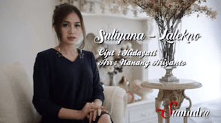 Lirik Lagu Lalekno - Suliyana