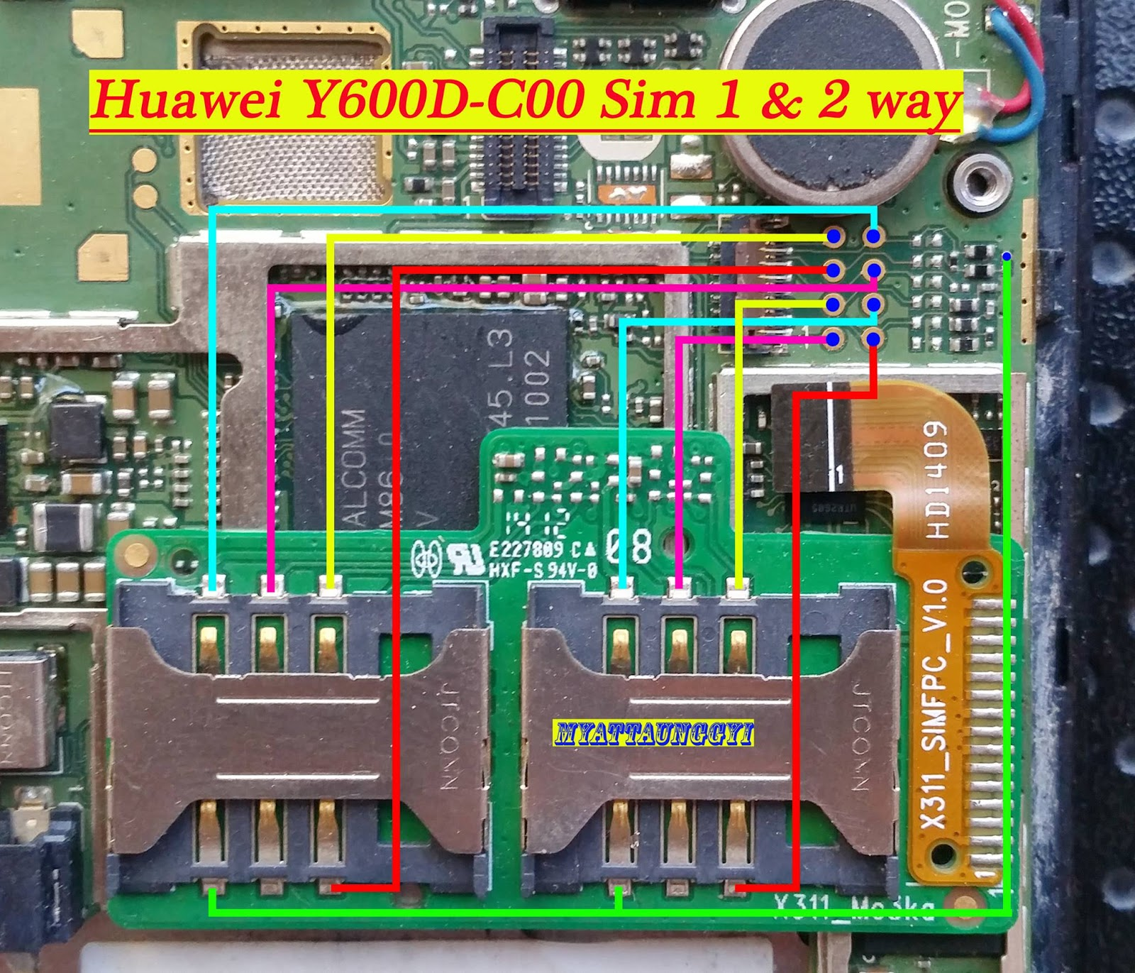 DIAGRAM] Honor H30 C00 Circuit Diagram FULL Version HD