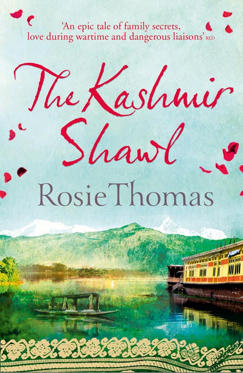 HOUSE WITH NO NAME: Friday book review - The Kashmir Shawl ...