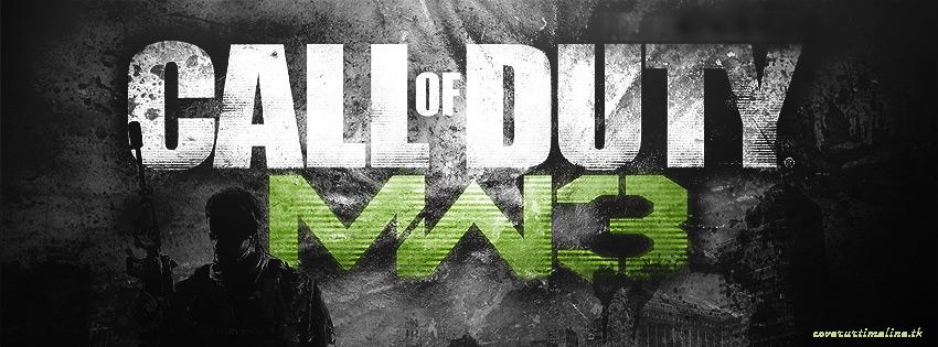 Cover Ur Timeline Call Of Duty Modern Warfare 3 Facebook Timeline Cover