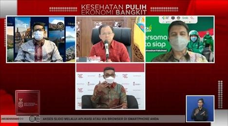 Vaksinasi, Program Harapan Industri Pariwisata Indonesia