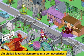 Descargar Los Simpson™: Springfield MOD APK 4.41.0 Gratis para Android 2020 4