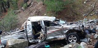وفات 3 أشخاص في حادث مرور مروع في مرسين