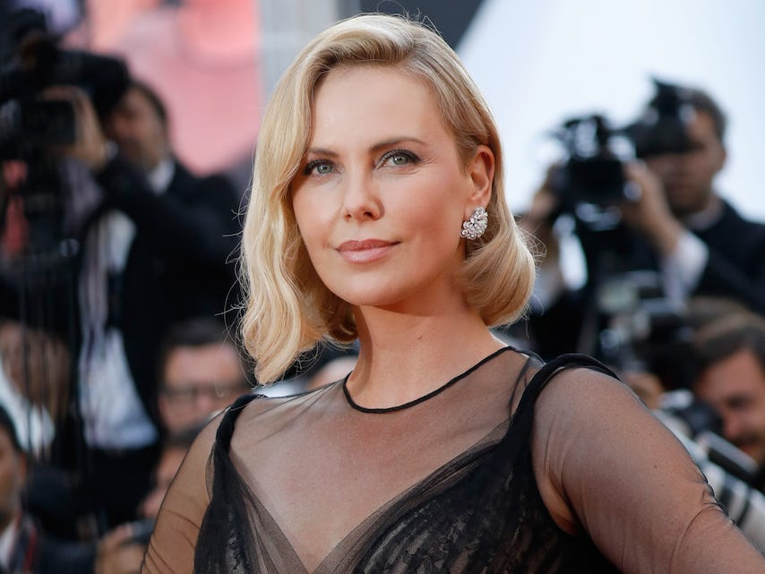 Charlize Theron Gives R18.9m To Help Fight Covid-19 Domestic Violence