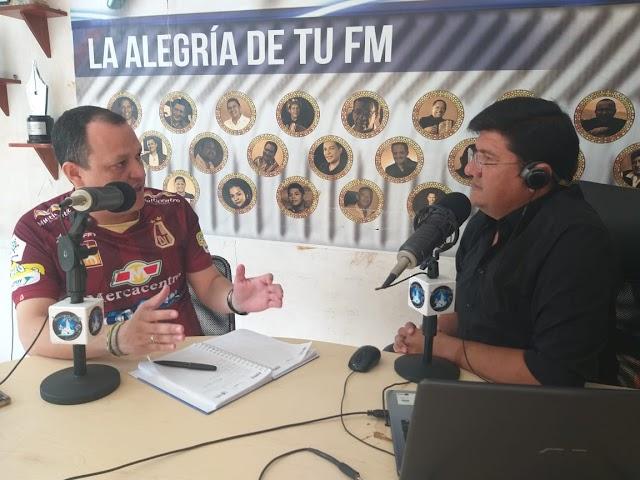 """""""Para conseguir el desarrollo tenemos que presentar proyectos los cuatro alcaldes del otrora Villanueva Grande"""": Alcalde de El Molino, Juan Pablo Vega."""