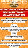 Loker Surabaya Terbaru di Pujasera Wolulas (18) Juli 2019