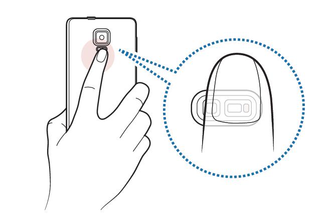 Come scattare foto usando voce o sensore su Samsung Galaxy