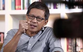 Rocky Gerung: Aneh, Dandim Disuruh Hadapi Jenderal Purnawirawan di TMP