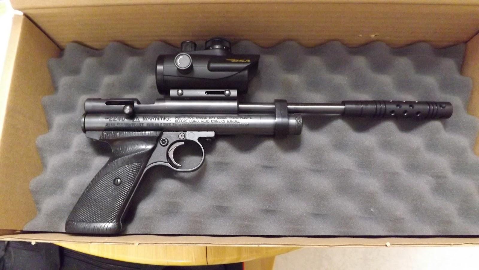 hugh s custom air guns crosman 2240 from basic to bad to the bone rh hughscustomairguns blogspot com Modified Crosman 2240 Crosman 2240 Mods
