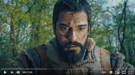 شاهد مسلسل قيامة عثمان علىATV تردد قناة ATV التركية